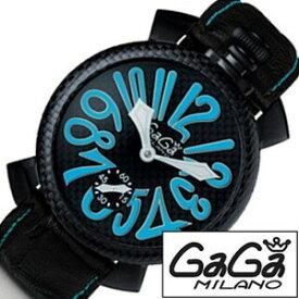 [あす楽]ガガミラノ腕時計[GaGaMILANO時計](GaGa MILANO 腕時計 ガガ ミラノ 時計)マヌアーレ 48MM リミテッド エディション(MANUALE 48MM LIMITED EDITION) メンズ時計GG-5016.7[ギフト プレゼント ご褒美][ おしゃれ ブランド ] クリスマス 誕生日 冬ギフト