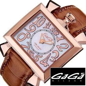 [あす楽]ガガミラノ腕時計[GaGaMILANO時計](GaGa MILANO 腕時計 ガガ ミラノ 時計)ナポレオーネ 40MM(NAPOLEONE) レディース時計 GG-6031.2[ギフト プレゼント ご褒美][おしゃれ 防水 ] クリスマス 誕生日 冬ギフト
