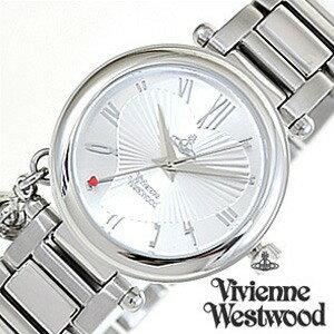 ヴィヴィアンウエストウッドタイムマシン腕時計[VivienneWestwoodTIMEMACHINE時計](Vivienne Westwood TIMEMACHINE 腕時計 ヴィヴィアン ウエストウッド タイムマシン 時計 ヴィヴィアン腕時計 )オーブ(Orb) レディース時計 VV006SL[プレゼント ギフト][おしゃれ 腕時計]