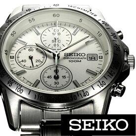 【セール 割引 価格】(4730円引き)(30%OFF)[ 人気商品 ] セイコー腕時計[ SEIKO時計 ](SEIKO 腕時計 セイコー 時計)クロノグラフ メンズ SND363PC [ 正規品 ビジネス リクルート スーツ クロノグラフ 日付 カレンダー ステンレス ベルト カジュアル ][おしゃれ]