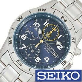 【セール 割引 価格】(3000円引き)(22%OFF)[5年保証][セイコー腕時計[SEIKO時計](SEIKO 腕時計 セイコー 時計)クロノグラフ メンズ時計 SND379P[ギフト プレゼント ご褒美][ おしゃれ ブランド ]