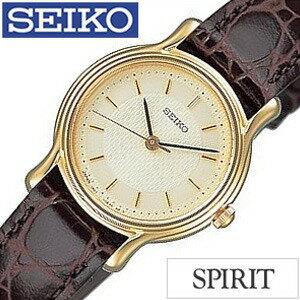 セイコー腕時計[SEIKO時計](SEIKO 腕時計 セイコー 時計)スピリット(SPIRIT)レディース時計 SSDA034[ギフト プレゼント ご褒美][おしゃれ 腕時計]