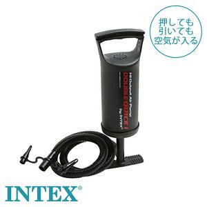 INTEX(インテックス) ハイアウトプットハンドポンプ 29cm