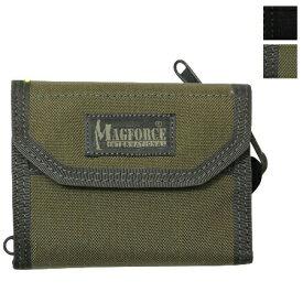 MAGFORCE(マグフォース)Multi Purpose Wallet [MF-0253][Black、Khaki Foliage] マルチパーパスワレット