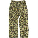 SESSLER(セスラー)WW2 REPLICA USMC M-42 HBT PANTS DUCK HUNTER CAMO【中田商店】