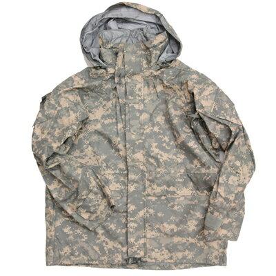 【US/米軍実物】 COLD WEATHER PARKA Universal Camouflage [ACU][透湿性防水生地][YKKジッパー]【送料無料】