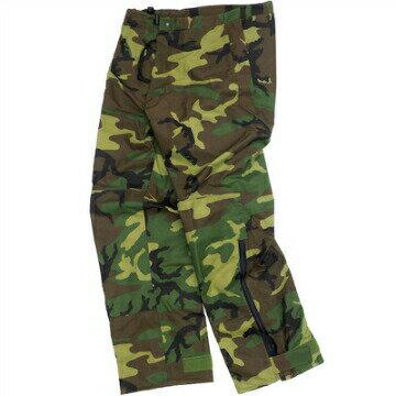 US(米軍放出品)ECWCS Gore-Tex Pants[ウッドランド][新品]