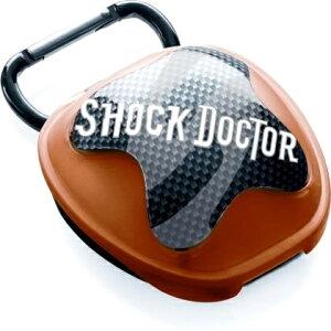 【SHOCK DOCTOR】 ショックドクター マウスピース マウスガード ケース 102C