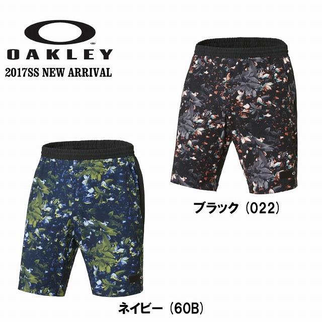 【OAKLEY】 オークリー エンハンス テクニカル ショーツ ハーフパンツ