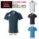 【CANTERBURY】 カンタベリー Tシャツ PRACTICE TEE RG36005 【ラグビー】