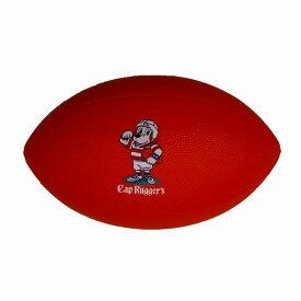 【Cap Rugger's】 キャップ・ラガーズ スポンジボール ラグビーボール キッズ 幼児用 【30個以上から】