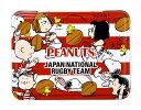 【スヌーピー】 ラグビー 日本代表 コラボグッズ 缶入り Wクリップ P-13479