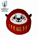 ラグビーワールドカップ2019™ 日本大会公式マスコット REN-G ぬいぐるみ だるま ジー