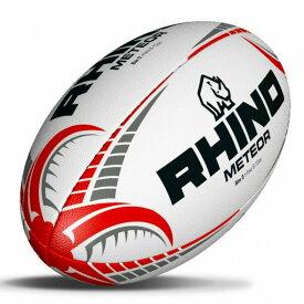 RHINO ライノ Meteor Match 4号 ラグビーボール 小学校3年生〜小学校6年生用