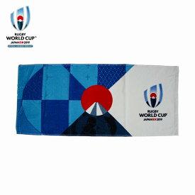 ラグビーワールドカップ2019™ 日本大会 フェイスタオル 富士山