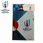 ラグビーワールドカップ2019™日本大会クリアファイル(2枚セット)FUJI公式ライセンスグッズ