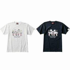 【CANTERBURY】カンタベリー ピーナッツティーシャツ(ユニセックス)スヌーピーコラボ