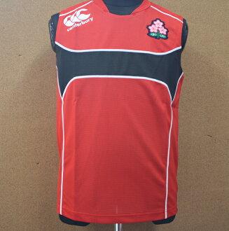 Canterbury Japan sleeveless shirt 2016 JAPAN sleeveless R36004J