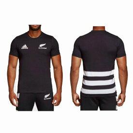 【adidas】 アディダス ALL BLACKS オールブラックス コットンTシャツ FLX90 DN5991