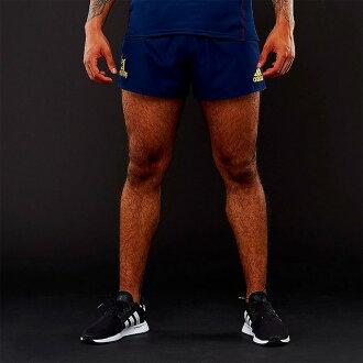 Adidas highlanders 1ST shorts 2018 supermarket rugby DJN15 rugby underwear