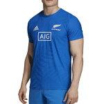 【adidas】アディダスALLBLACKSオールブラックスRWCパフォーマンスTシャツFXW98