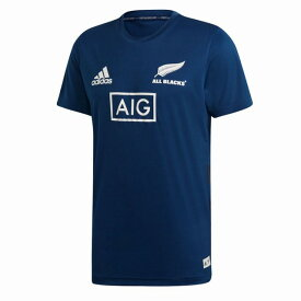【adidas】 アディダス ALL BLACKS オールブラックス PARLEY パフォーマンスTシャツ ラグビー FSV10 DQ0858