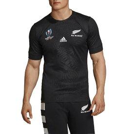 【adidas】 アディダス ALL BLACKS オールブラックス RWC2019 レプリカジャージ ラグビージャージ ラグビー FXK14