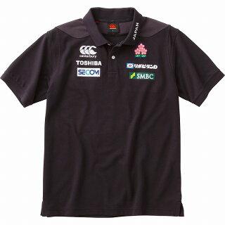 【CANTERBURY】カンタベリーラグビー日本代表ジャパンS/Sメディアポロシャツ2018半袖R38019JP