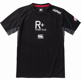 Canterbury rugby representative from Japan Japan practice game T-shirt 2018 short sleeves