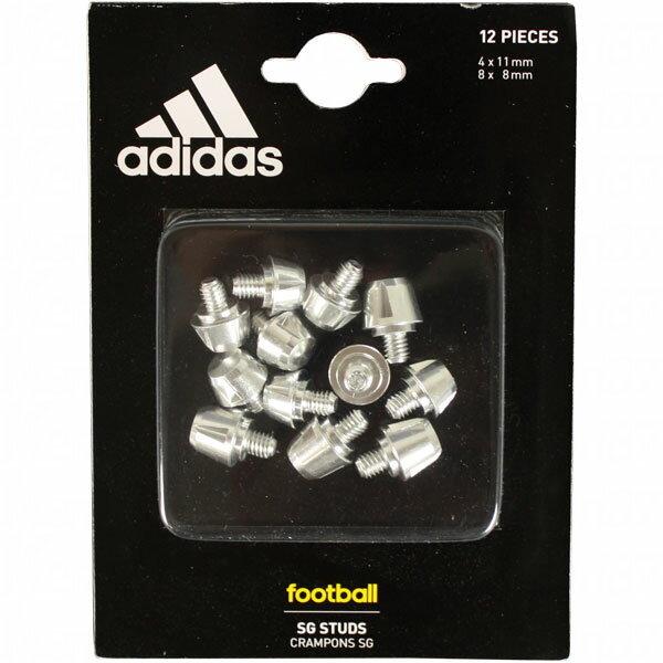 【adidas】 アディダス TRX 2.0 SG STUDS スタッド BJM81 取替式 スパイク ポイント ラグビー サッカー 【12個入り】