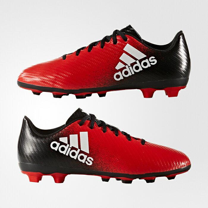 【adidas】 アディダス エックス 16.4 AI1 J ジュニア サッカー ラグビー スパイク 【子供用】