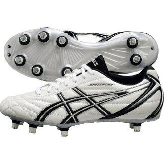 ASIC 老虎抹布速度搶購 3 TIGERRUG SPEEDRUSH3 TRW762 穗橄欖球橄欖球鞋
