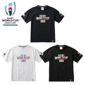カンタベリー「ラグビーワールドカップ2019™日本大会」オフィシャルライセンス商品 TEE プリントTシャツ VWD39421