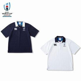 カンタベリー「ラグビーワールドカップ2019™日本大会」オフィシャルライセンス商品 ショートスリーブ ラグビージャージ VWD39100