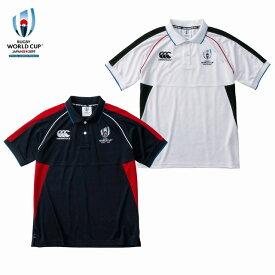 カンタベリー「ラグビーワールドカップ2019™日本大会」オフィシャルライセンス商品 ウィンガーポロ VWD39112