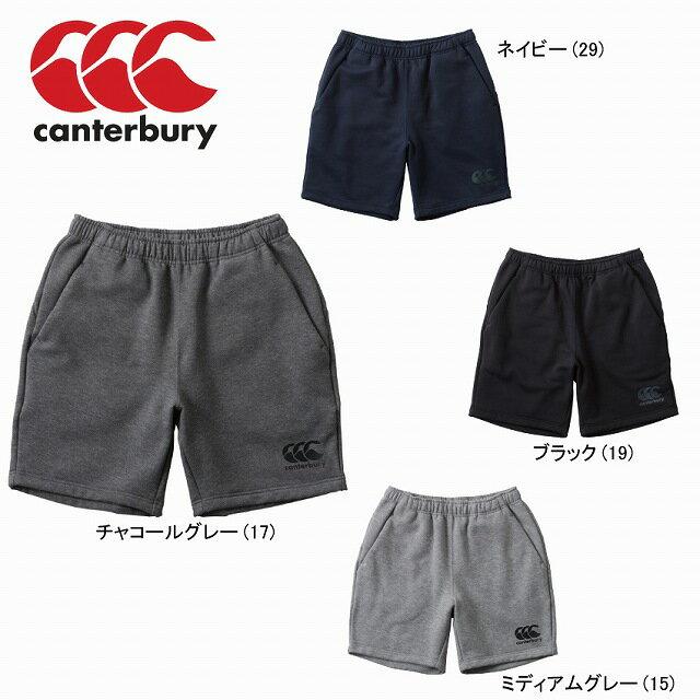 【CANTERBURY】 カンタベリー スウェット ハーフパンツ TRAINING SWEAT LONG SHORTS RP27525 【ラグビー】