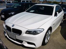 23年式 BMW535i Mスポーツパッケージ安く買える! オークションで買うならカービズ