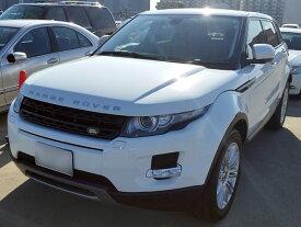 25年式レンジローバーイヴォーク  店頭では買えない安さ!新車保証継承可能でオークション会場で買える!