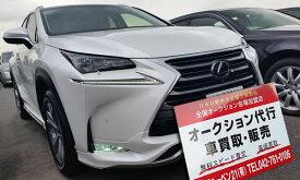 26年式NX200tバージョンL!モデリスタエアロバージョン  店頭では買えない安さ!新車保証継承可能でオークション会場で買える!