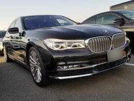 30年式BMW740LIエクセレント オークション代行で業者価格で買える
