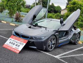 28年式BMW i8 オークション代行で業者価格で買える