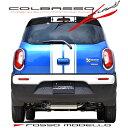 【車検対応】COLBASSO IKUSA-Tiクロスビー マフラー MN71S ターボ 4WD専用XBEE DAA-MN71S クロスビー パーツ カスタム