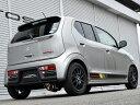 ロッソモデロ COLBASSO GT-X マフラースズキ アルトRS アルトワークス HA36Sターボ 4WD車専用 ターボRS ワークス Works