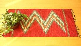 コットン手織りラグ マット