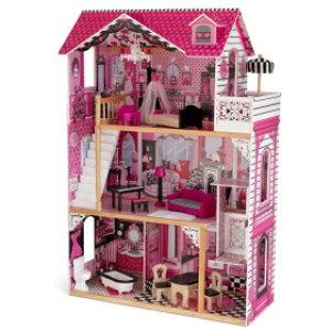 あす楽 送料無料 KidKraft Amelia Doll House キッドクラフト アメリアドールハウス 正規品 おままごと 木製 おもちゃ