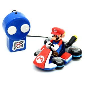 [tkw]【マリオ】青 リモート コントロール カー マリオカート ラジコン スーパーマリオ おもちゃ