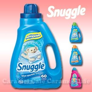 【snuggle スナッグル】ウルトラスナッグルブルースパークル 1470ml 液体柔軟剤【輸入洗剤】【RCP】