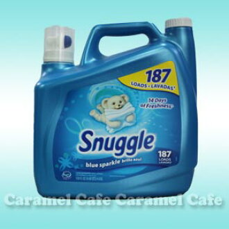 Flexible ultra snuggle liquid liquid agent blue sparkle 4.43 L blue sparkle03P01Mar15