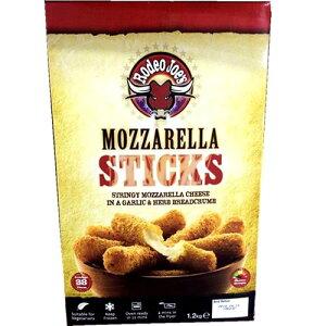 【当店ポイント5倍】【Rodeo Joe's】モッツァレラチーズフライ 1.2kgMOZZARELLA STICKS【輸入食材 輸入食品】