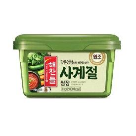 【costco コストコ】【BIBIGO ビビゴ】サムジャン 1kg 韓国 サンチュ味噌 調味料